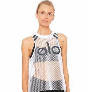 NWT Alo Yoga Jersey Tank